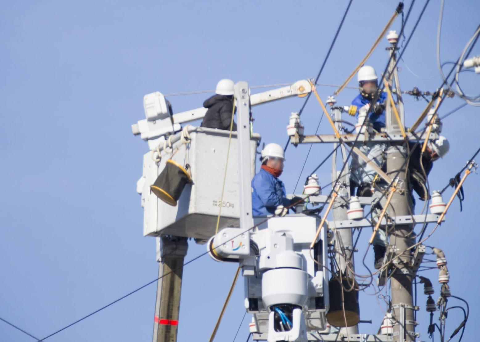 電気工事業:全国の企業リスト販売