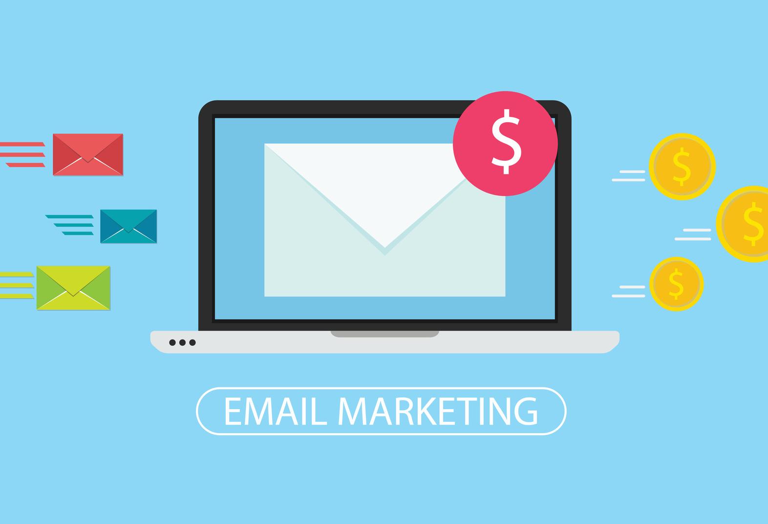企業向けメール配信サービス
